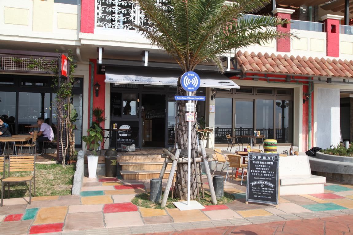 Chatan Burger Base Atabii's(アタビーズ)