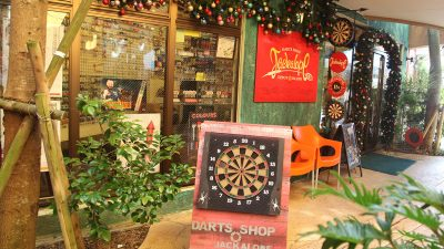 DARTS SHOP JACKALOPE