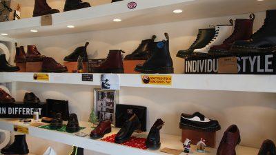 Dr. Martens 馬丁鞋專賣店
