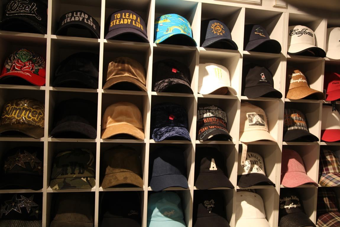 帽子屋 Flava (フレイヴァ) デポアイランド店