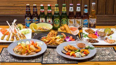 Asian Dining Bintang Terrace (アジアンダイニング ビンタンテラス)