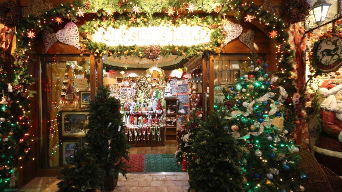 Christmas Land (クリスマスランド)