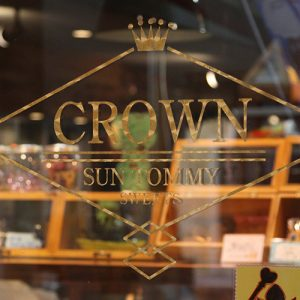 SUN TOMMY SWEETS CROWN