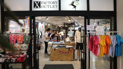 X-Factory Outlet デポアイランド