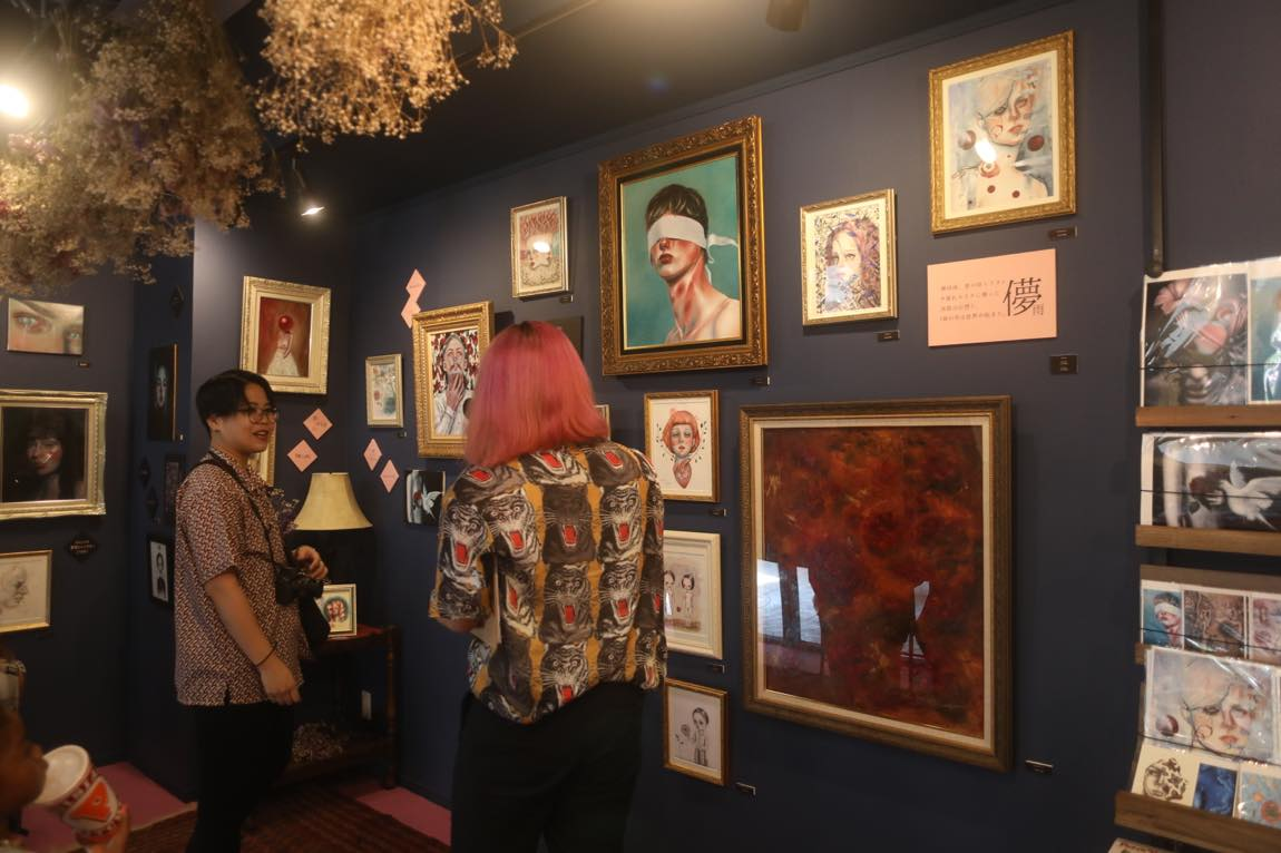 People's Art Gallery(ピープルズアートギャラリー)
