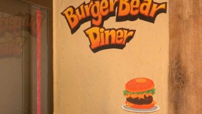 Burger Bear Diner American Village