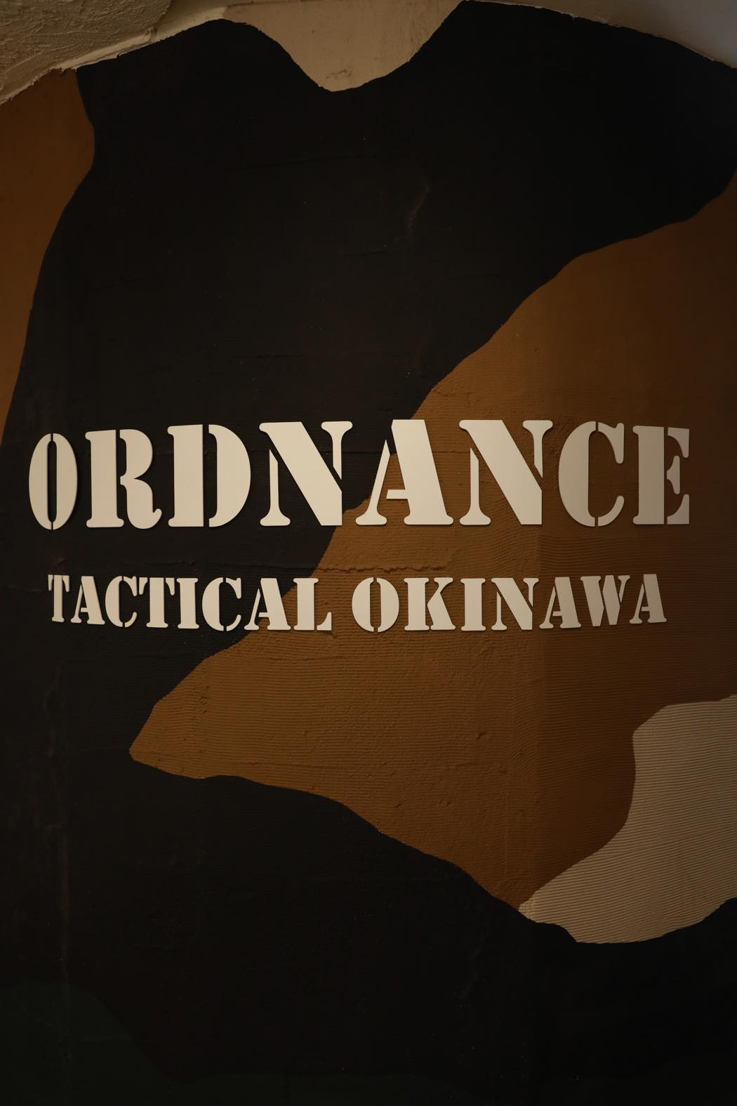 ORDNANCE TACTICAL GEAR CHATAN BRANCH オードナンスタクティカルギア 北谷店
